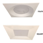 Opal 80 Square and Round
