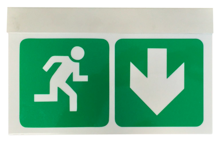 38 Exit Sign